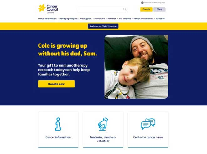 VCC Snapshot Website
